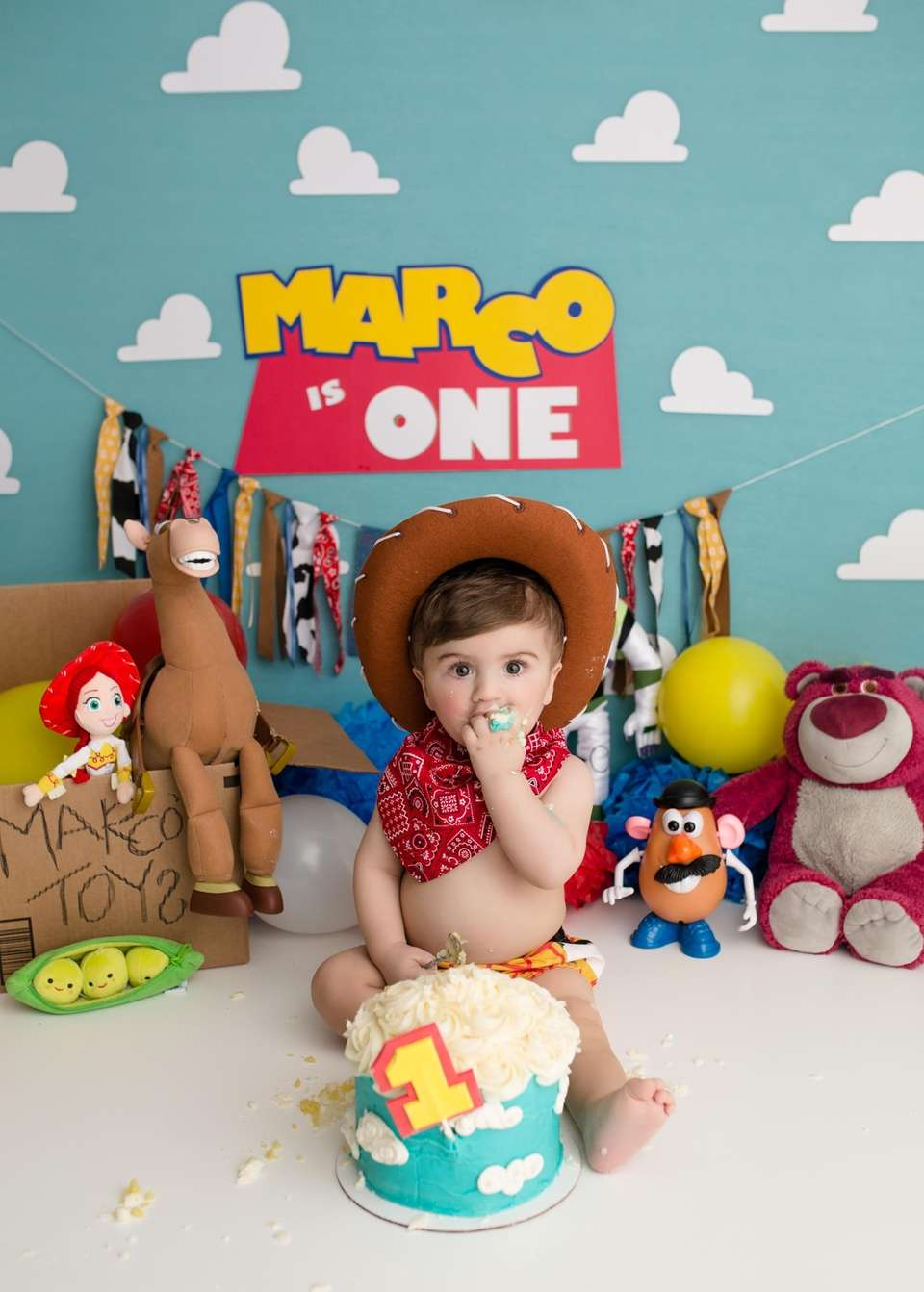Marco turns 1!