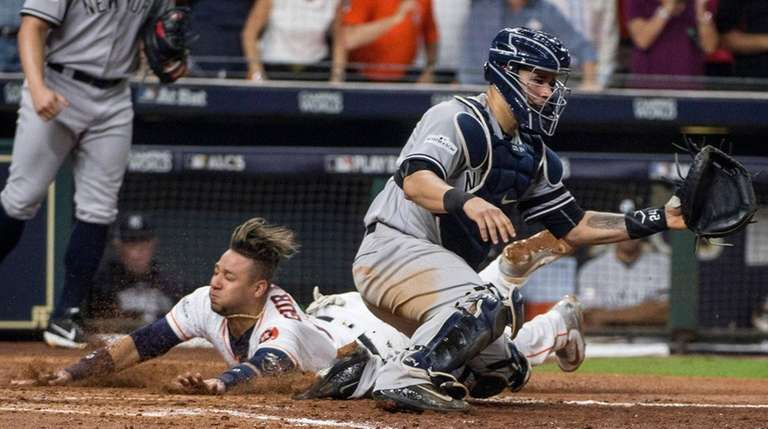 Astros, Yankees kick off ALCS rematch