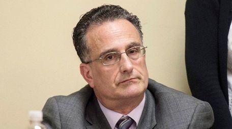 Former Town of Oyster Bay attorney Leonard Genova