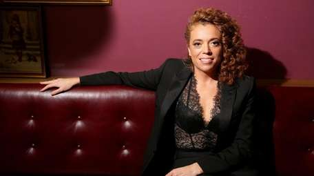 Comedian Michelle Wolf roasted the president and others