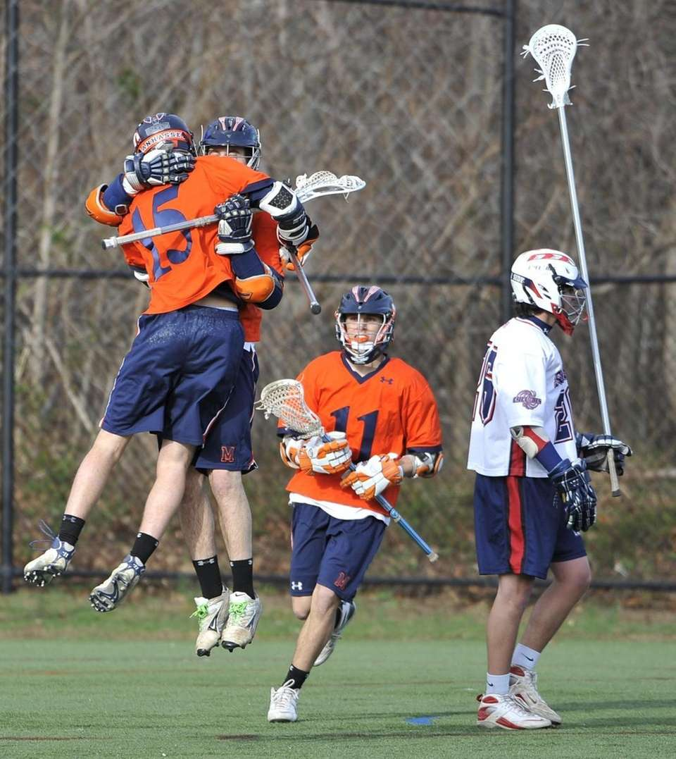 Manhasset at South Side Boys Lacrosse at Hempstead