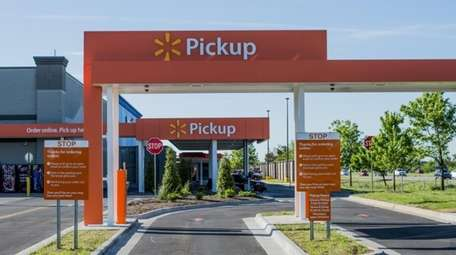 Walmart says it will place 16-foot automated pickup