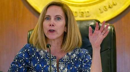 Hempstead Supervisor Laura Gillen described appointments as a