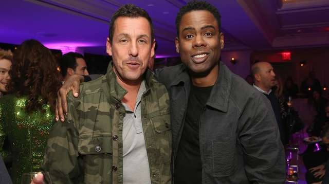 Adam Sandler Chris Rock To Guest On Kevin Can Wait Finale Newsday The group was formed in 1997 when the show staff started playing with instruments that green day had brought to the studio prior to their own performance. guest on kevin can wait finale