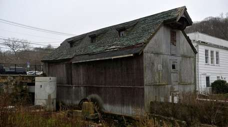 A 2016 view of the old grist mill