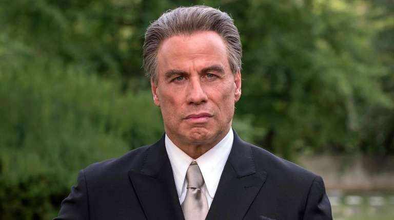 John Travolta's 'Gotti' To Screen Out Of Competition At Cannes