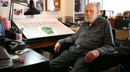 Art Paul, the original art director for Playboy