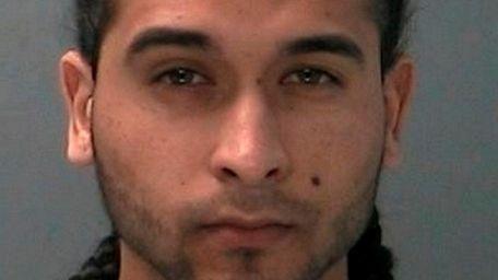 Police said Abel Hernandez of Farmingdale was charged