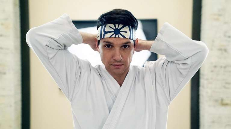 """Cobra Kai,"" YouTube Red's new series, picks up"