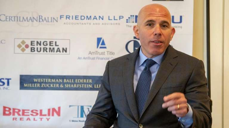 Scott Rechler, CEO of RXR Realty Corp. and