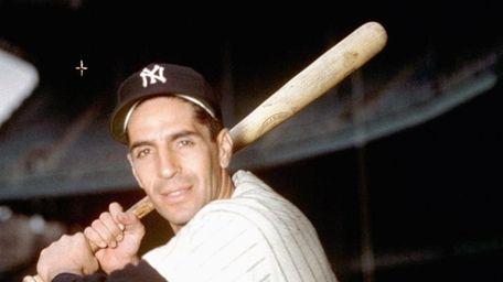 Yankees shortstop Phil