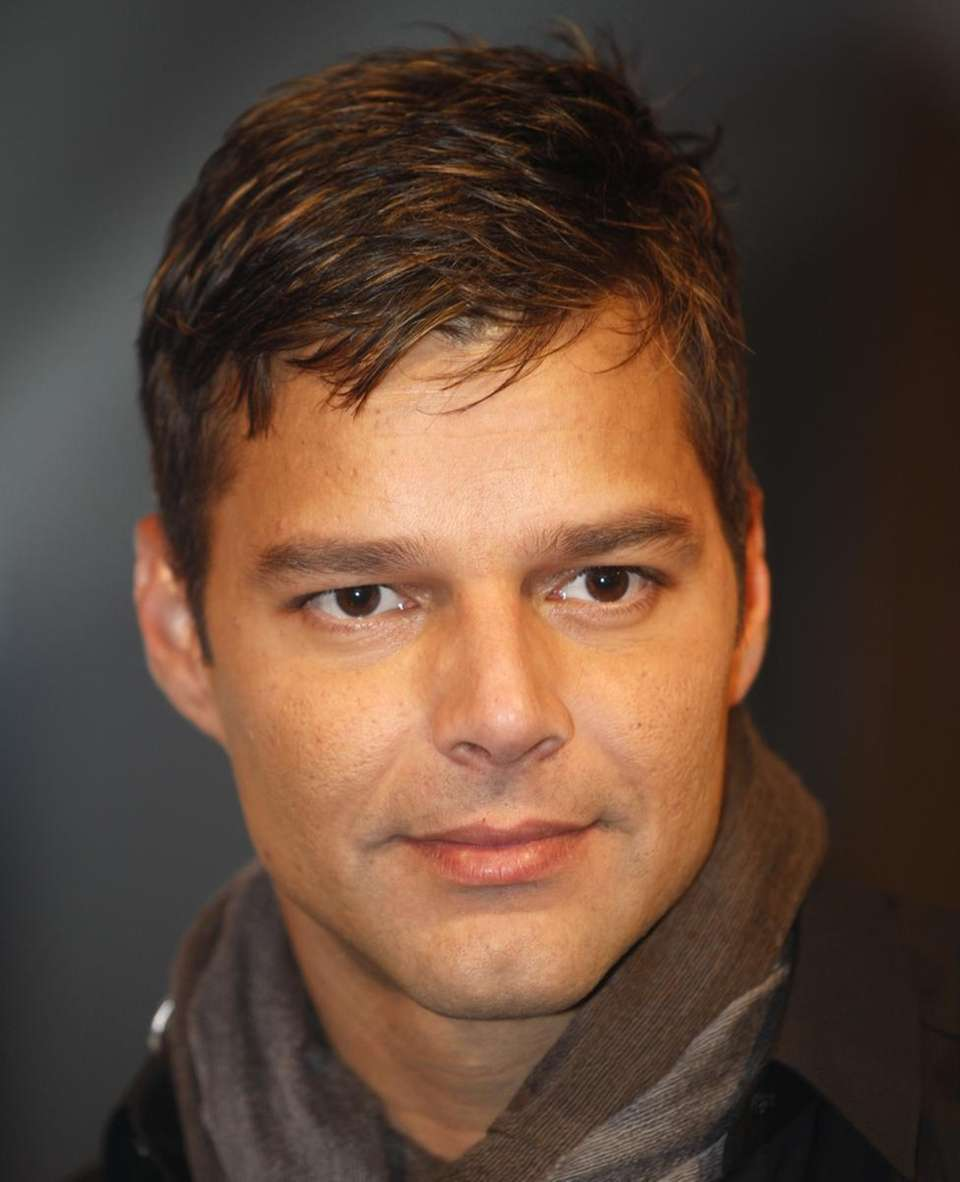 Singer Ricky Martin has been named to People