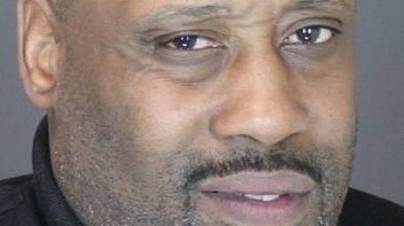 Julian Wright, 45, of Riverhead was arrested Wednesday