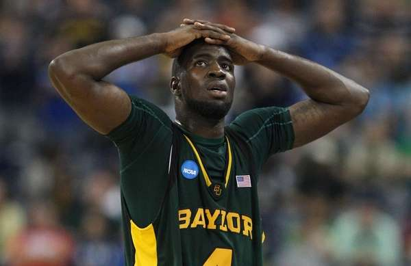 A controversial call against Baylor's Quincy Acy in