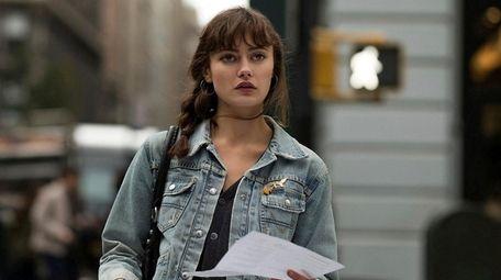 "Ella Purnell stars in Starz's ""Sweetbitter."""