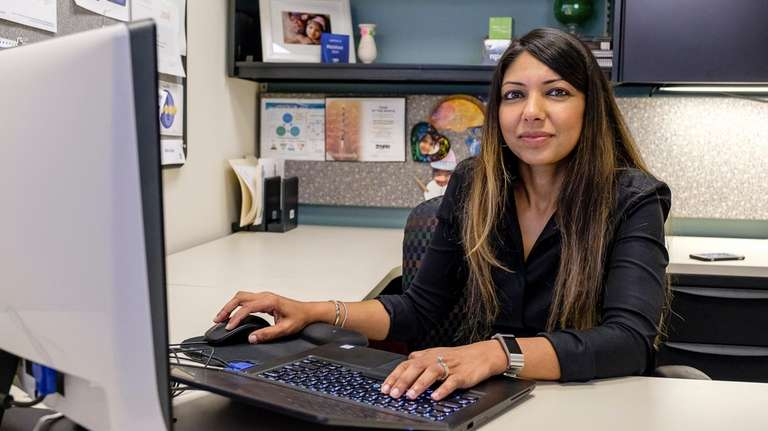 Alka Iqbal, an executive at NPD Group in