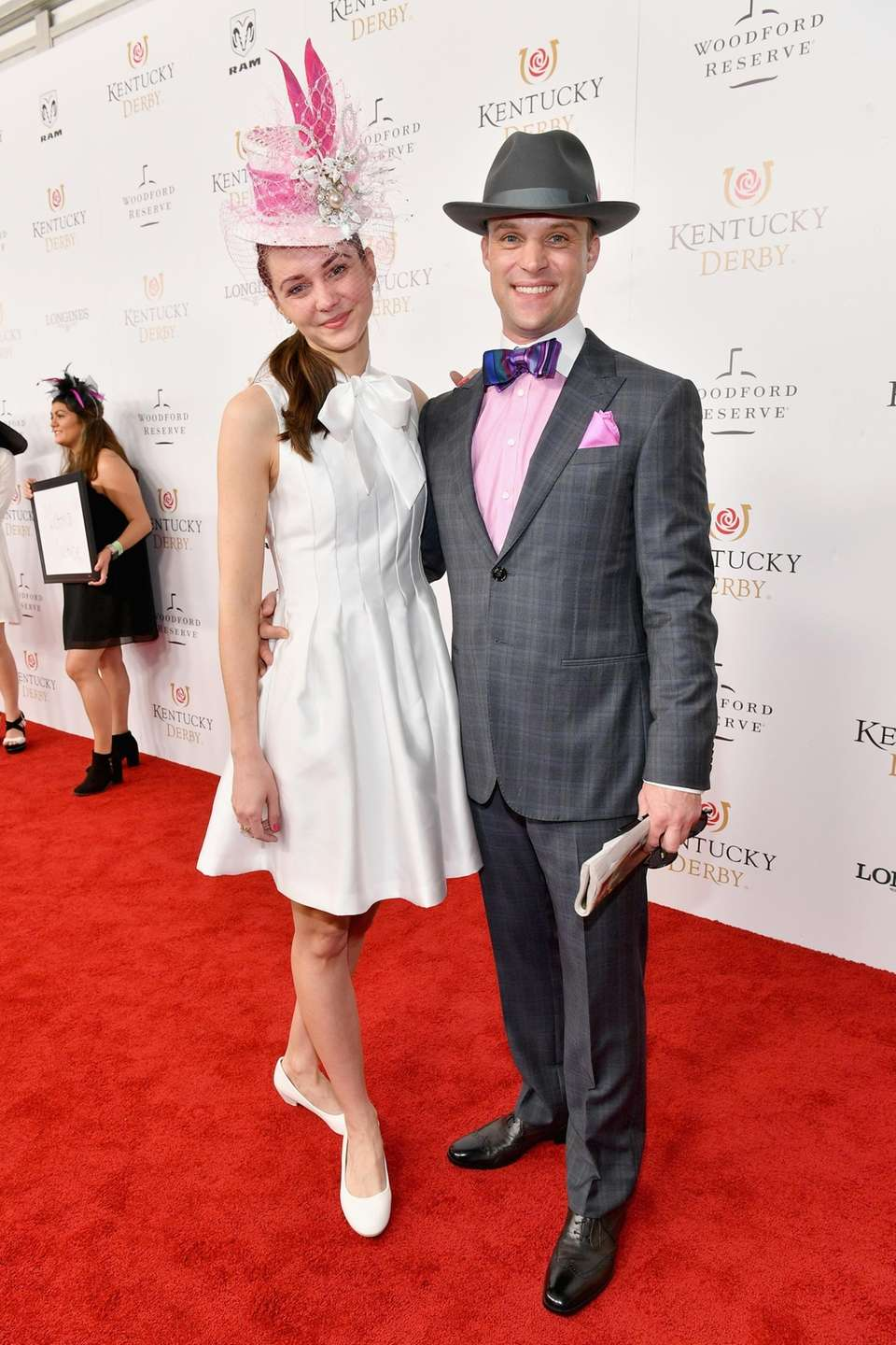 Actor Jesse Spencer attend Kentucky Derby 144 on