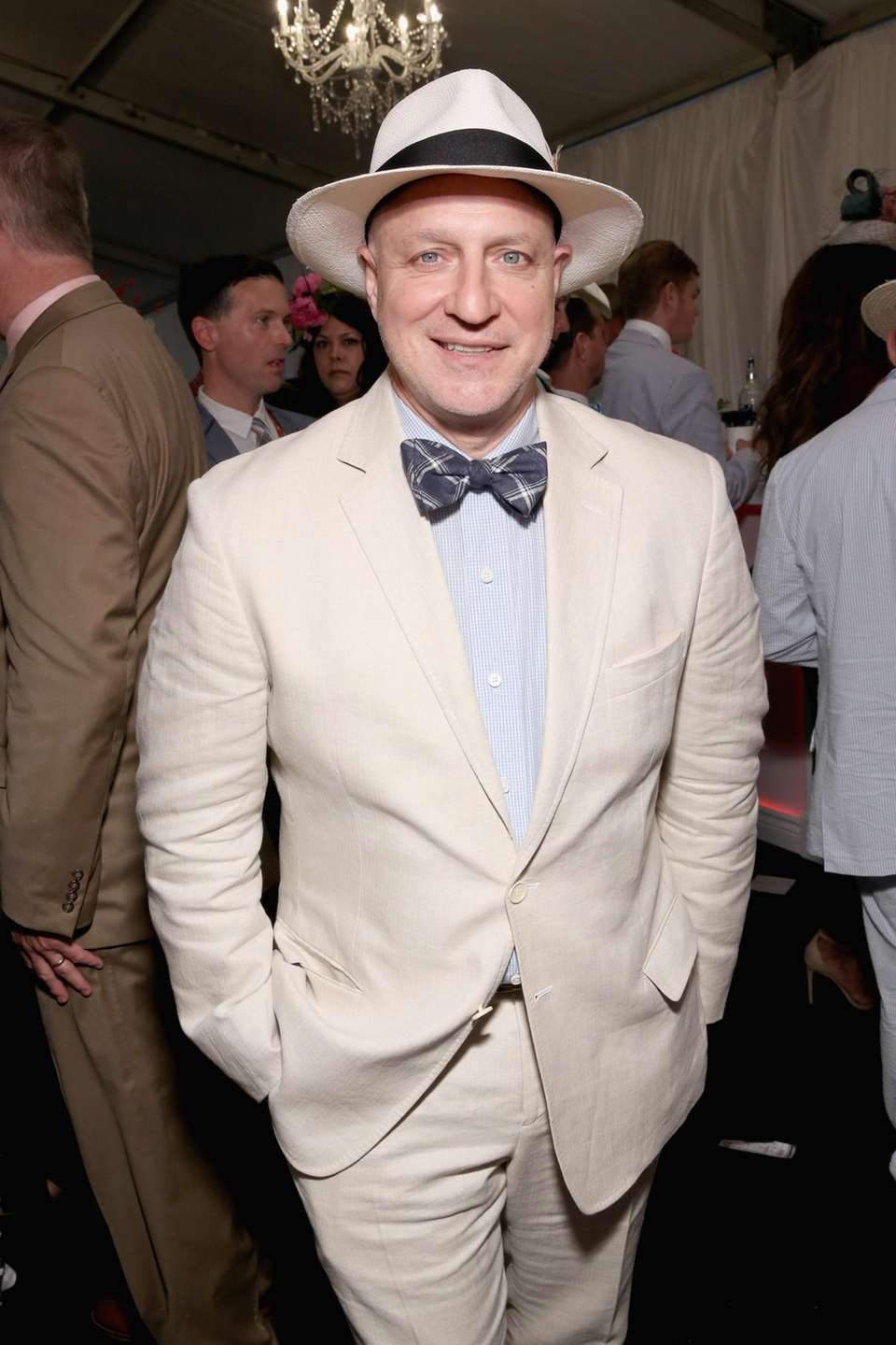 Chef Tom Colicchio attends Kentucky Derby 144 on