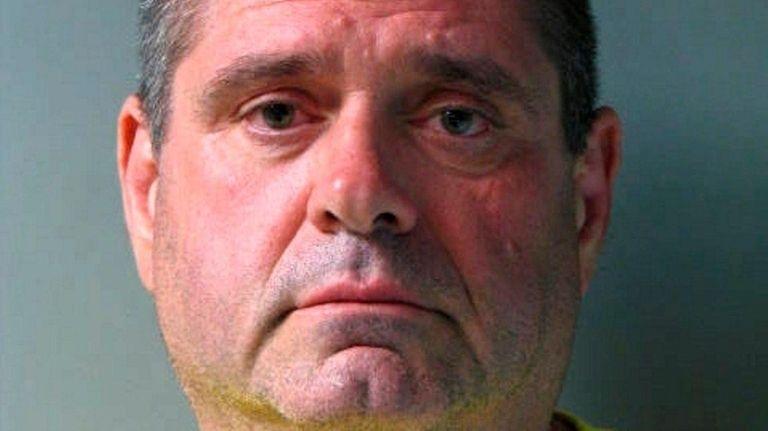Police said Francis Ellis, 58, of Mineola, faces