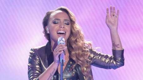 """""""American Idol"""" contestant Jurnee will perform on the"""