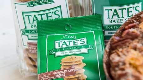 Tate's Bake Shop is known locally for its