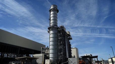 The Caithness I power plant at the Caithness