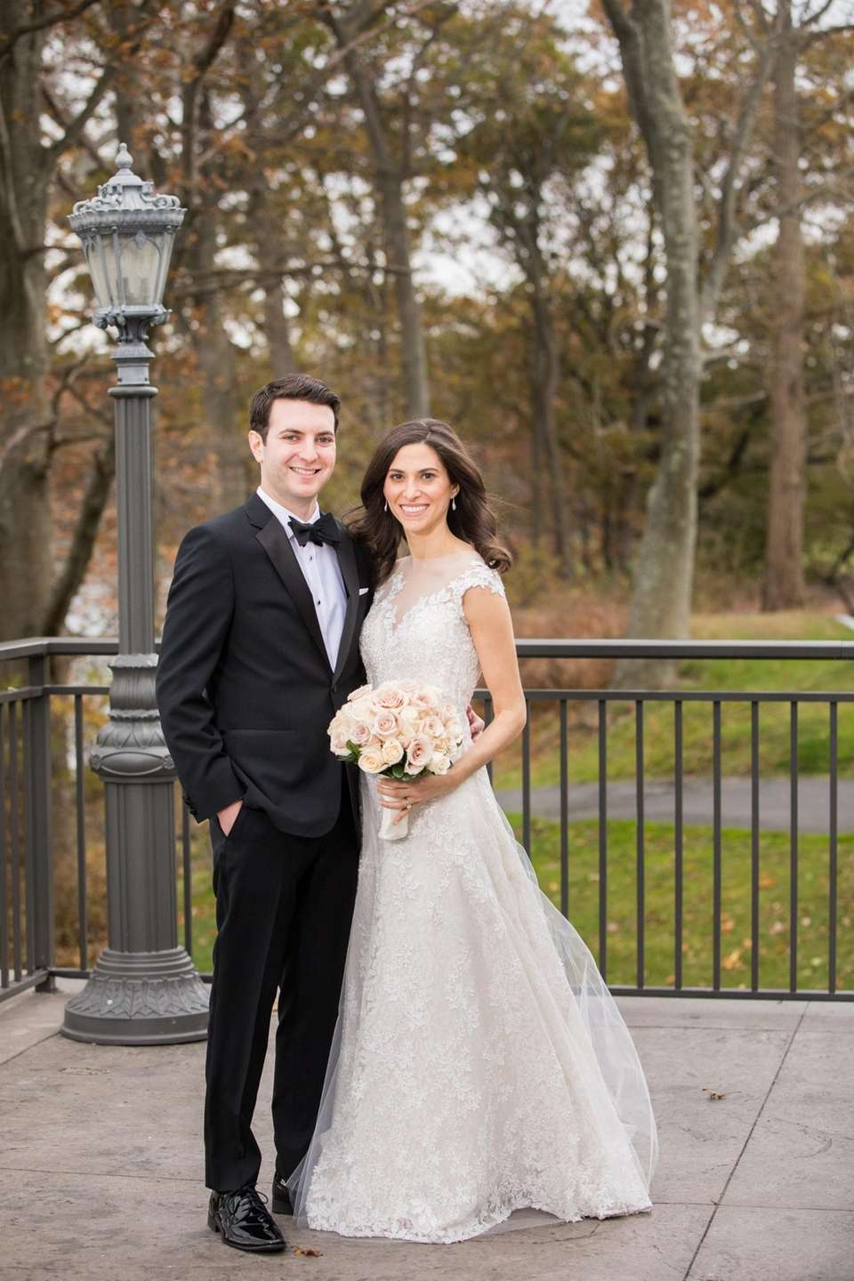 Stacie Tenenbaum and Jason Dubnoff were married on