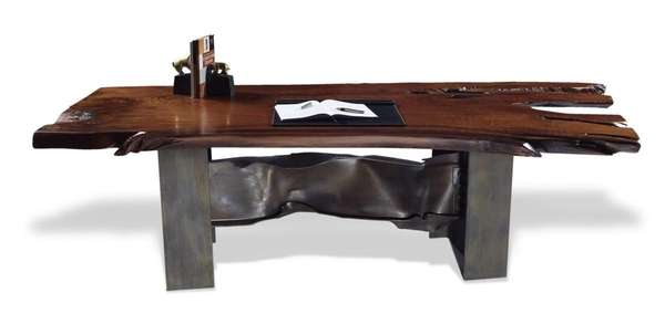a table from exotic wood furniture based in architectural digest furniture
