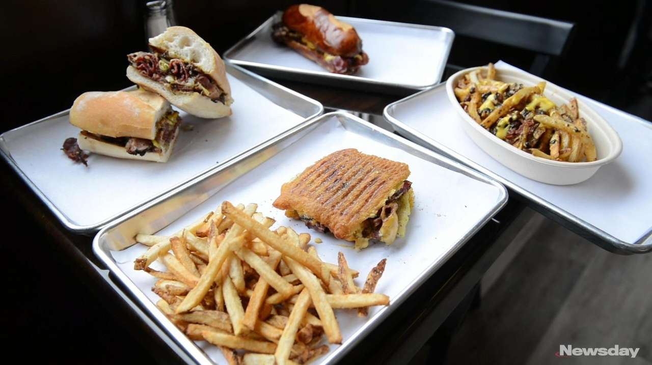 Irving's World Famous Pastrami in Woodbury is taking