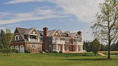 KEVIN SORBO'S BRIDGEHAMPTON HOUSE