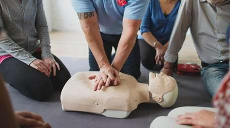 If a company requires training for, say, CPR,