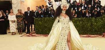 A fan was allegedly attacked by Cardi B's