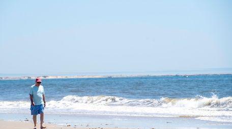 Nickerson Beach Park in Lido Beach; the hamlet