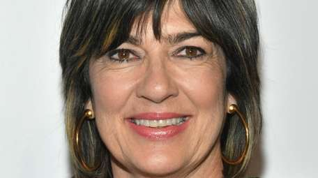 Christiane Amanpour at the 2018 The National