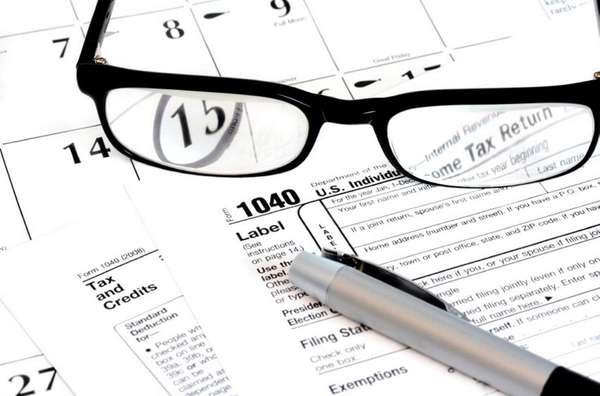 The deadline to file your federal income taxes