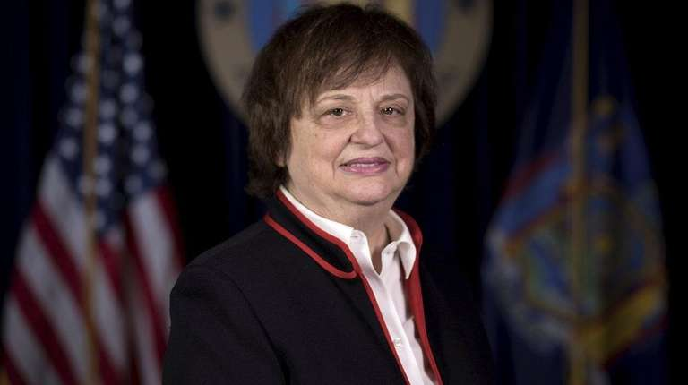 Acting Attorney General Barbara Underwood.