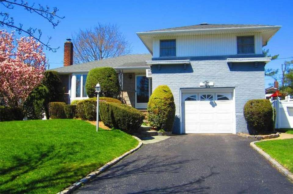This Seaford split-level includes three bedrooms and 2