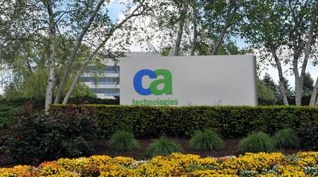 CA Technologies, formerly called Computer Associates, has about