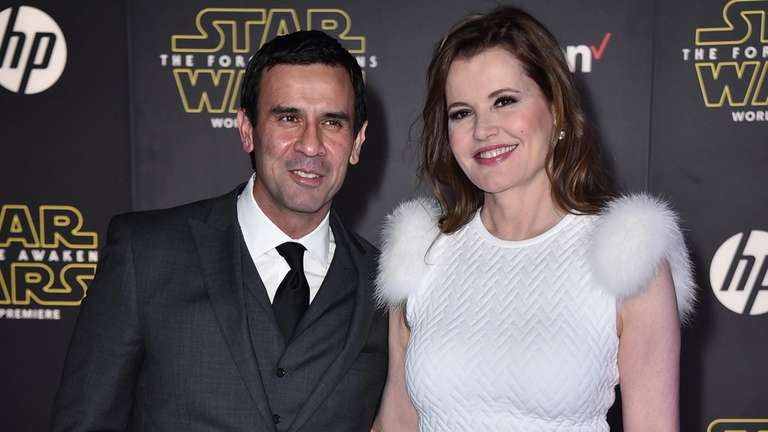 Geena Davis' 4th husband files for divorce after nearly 17 years of