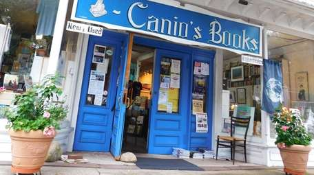 Canio's Books, in business since 1980, is the