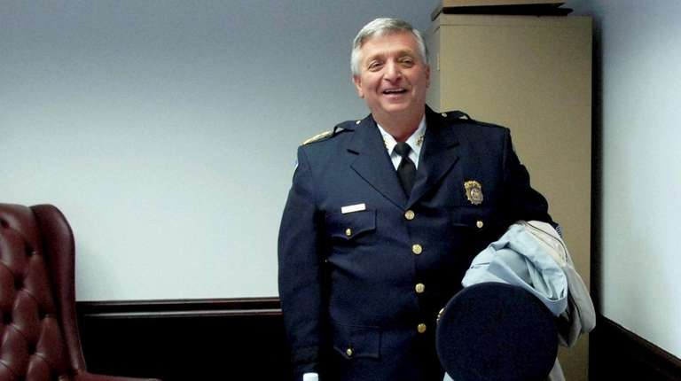 Retired Hempstead Village Police Chief James Russo, 72,