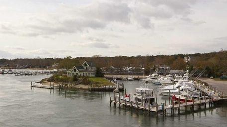 The DEC detected a marine biotoxin in shellfish