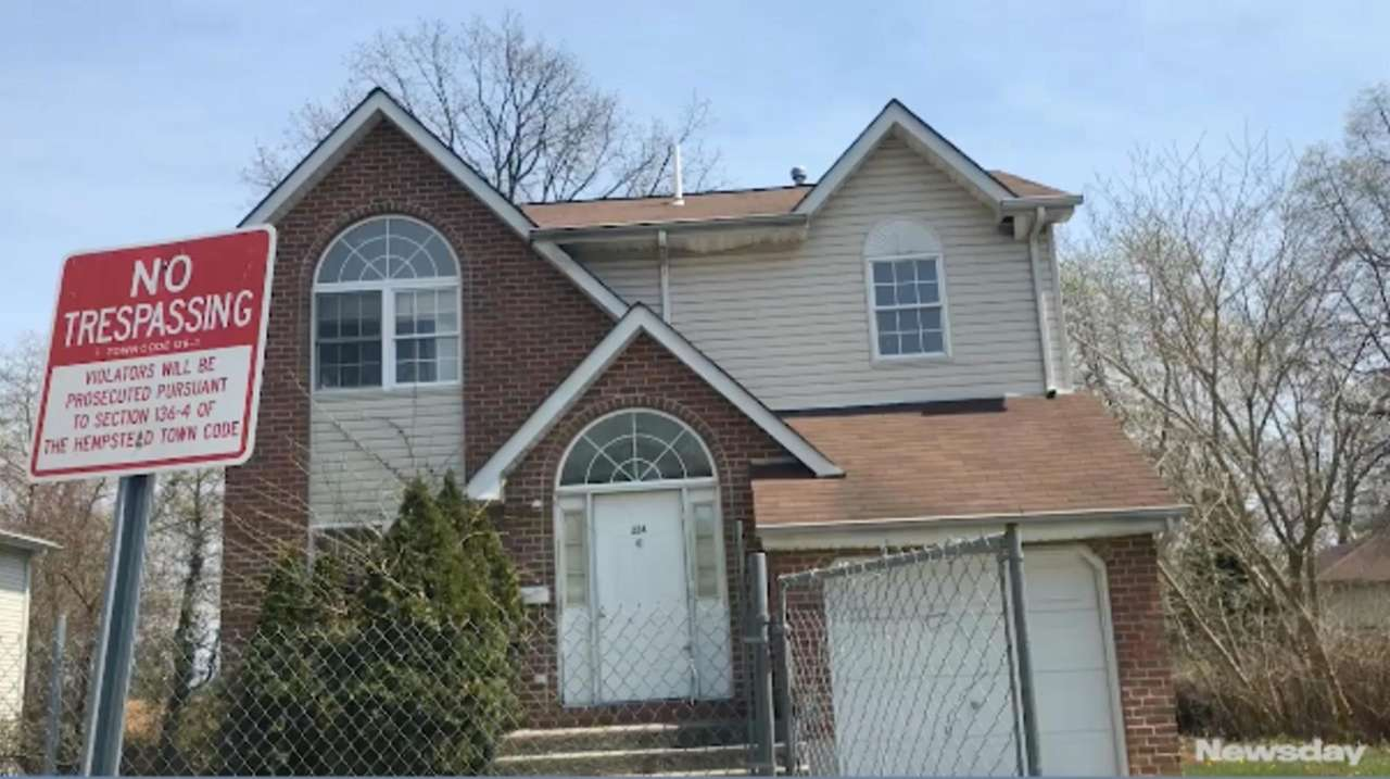 The Town of Hempstead sold a zombie home