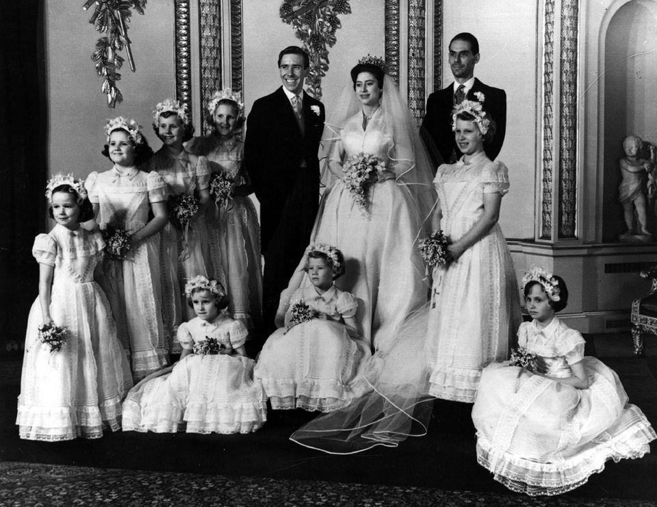 Princess Margaret and Antony Armstrong-Jones, 1st Earl of