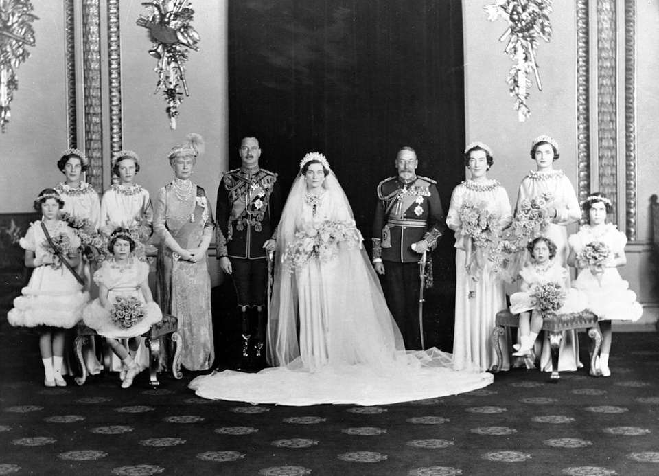Prince Henry and Princess Alice, the Duke and