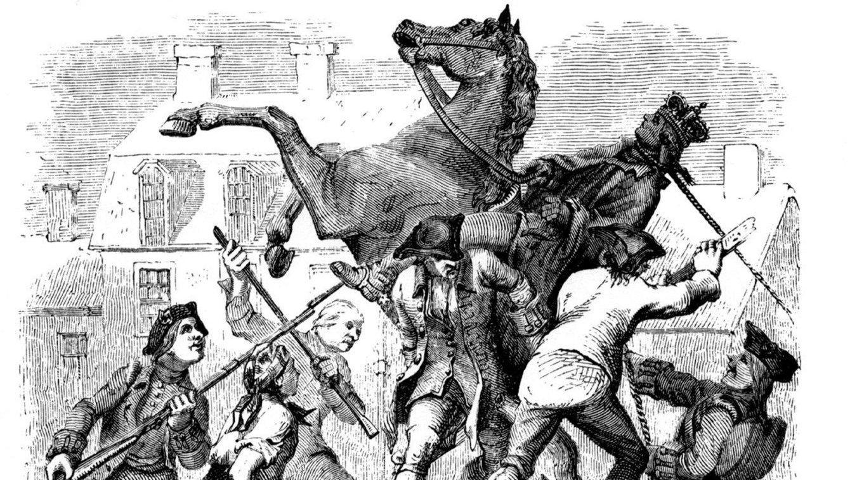 Christopher Vale's revolution
