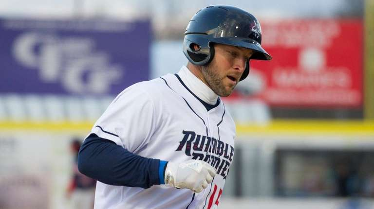 finest selection 23b2e 22da2 Mets' Tim Tebow holding his own with Double-A Binghamton ...