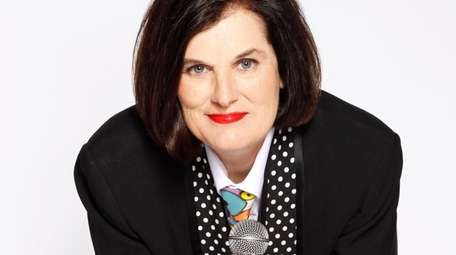 Paula Poundstone comes to Bay Street Theater in