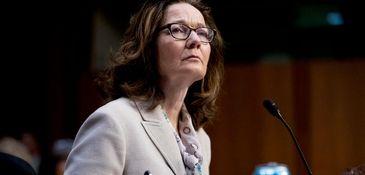 Gina Haspel, President Donald Trump's pick to lead