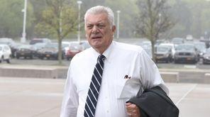 Former Town of Oyster Bay Supervisor John Venditto,
